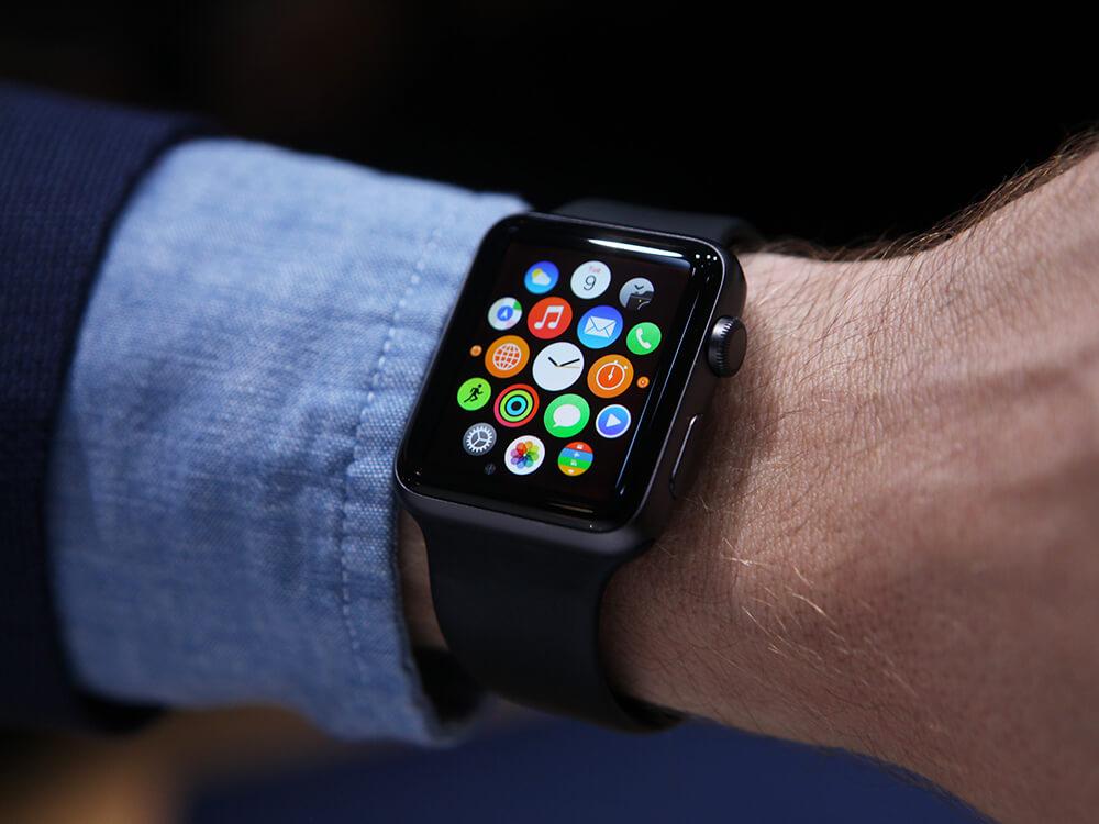 Apple Watch gaat waarschijnlijk binnenkort in productie