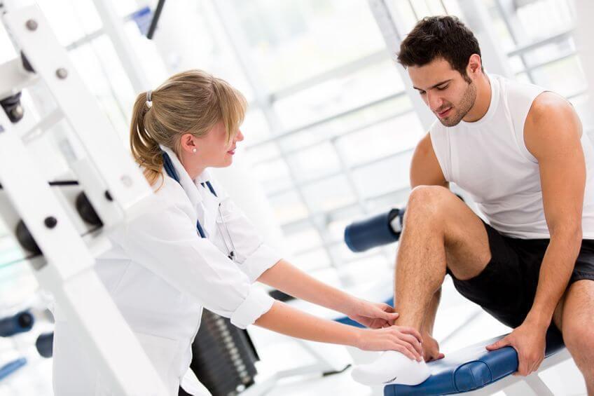Sportblessures en genezing