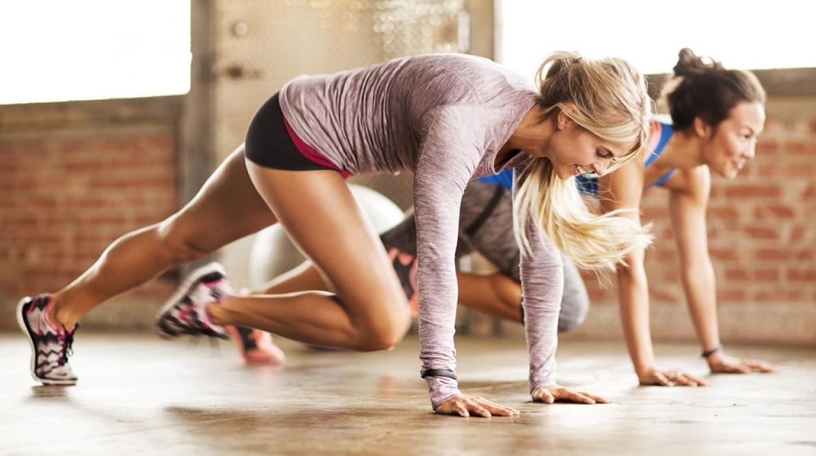Fitnessen en blessures