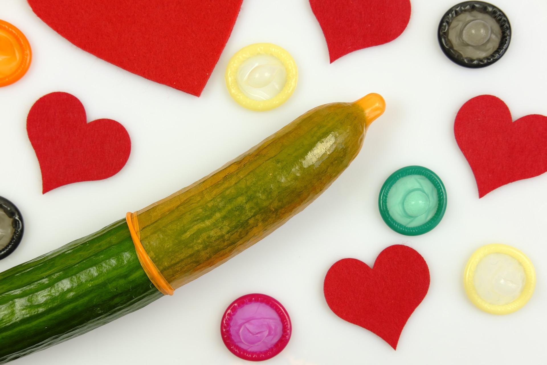 Condoom snuiven, gevaarlijke nieuwe hype